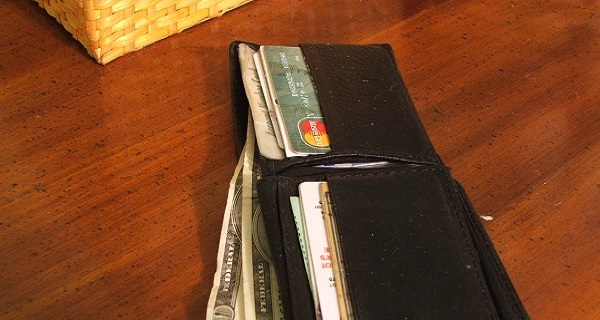 Lost or Found Wallet